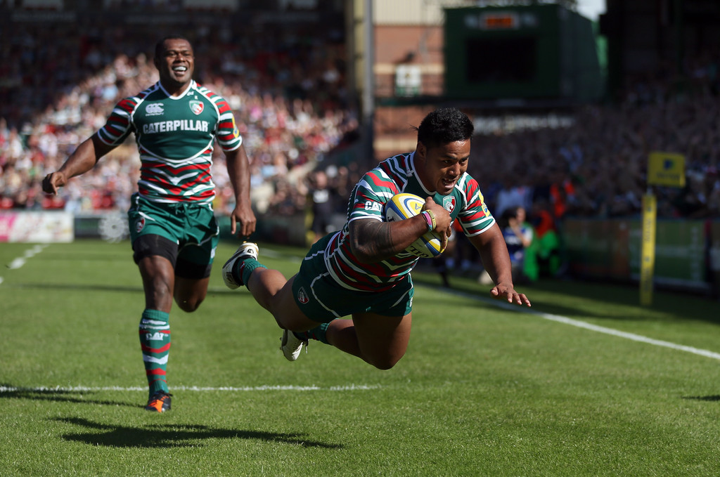 Leicester Tigers v Worcester Warriors - Aviva Premiership ...