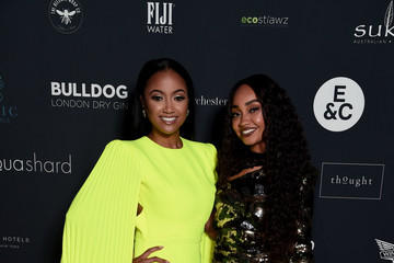 Leigh-Anne Pinnock Sony Host BRIT awards After Party At The Shard