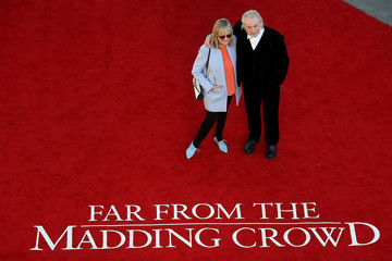 Leigh Lawson 'Far From The Madding Crowd' World Premiere - Red Carpet Arrivals