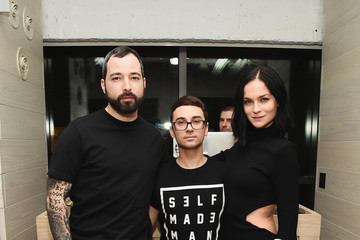Leigh Lezark Christian Siriano Christian Siriano NYFW 10th Anniversary Collection After Party With Belvedere Vodka