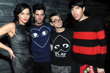 Leigh Lezark Greg Krelenstein Christian Siriano Fashion Week Fall 2014 Private Dinner And After Party At KOI SOHO
