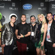 Leighha Love InList Presents 'Royal Racer' Art Basel Kickoff Party For Moishe Mana's Birthday With Cedric Gervais, Lance Bass, And Miguel Paredes