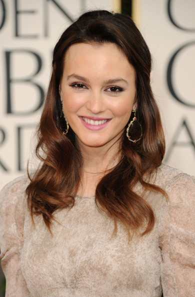 Leighton Meester Actress Leighton Meester arrives at the 68th Annual Golden Globe Awards held at The Beverly Hilton hotel on January 16, 2011 in Beverly Hills, California.