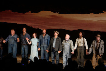 Leighton Meester 'Of Mice and Men' First Curtain Call