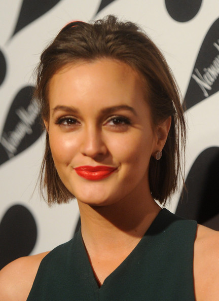 Leighton Meester - Target + Neiman Marcus Holiday Collection Launch Event - Arrivals