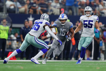 Leighton Vander Esch Detroit Lions vs. Dallas Cowboys