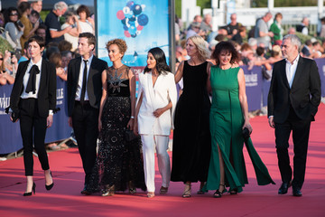 Leila Slimani 44th Deauville American Film Festival: Opening Ceremony
