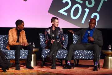 Lemuel Plummer Andrew Wang SCAD aTVfest 2018 Screenings and Panels - Day 2