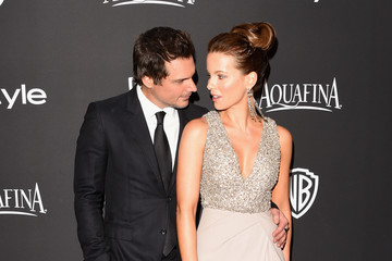Len Wiseman InStyle And Warner Bros. Golden Globes Party — Part 2