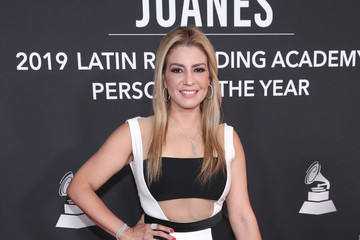 Lena Burke The Latin Recording Academy's 2019 Person Of The Year Gala Honoring Juanes - Arrivals