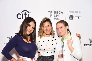 Lena Dunham Tribeca Talks: Lena Dunham and Jenni Konner - 2017 Tribeca Film Festival