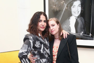 Lena Dunham InStyle March Issue Party by Laura Brown