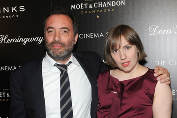 Lena Dunham 'Dom Hemingway' Screening in NYC