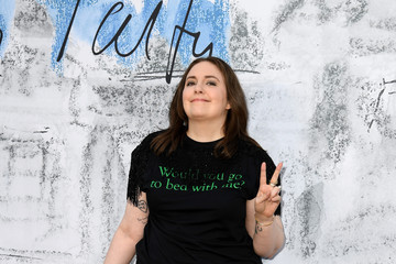 Lena Dunham The Summer Party 2019 Presented By Serpentine Galleries And Chanel - Red Carpet Arrivals