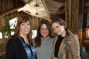 Lena Dunham Glamour's Women Rewriting Hollywood Lunch At Sundance Hosted By Lena Dunham, Jenni Konner And Cindi Leive - 2016 Park City