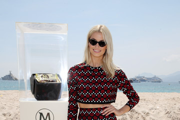 Lena Gercke Magnum Photocall - The 71st Annual Cannes Film Festival