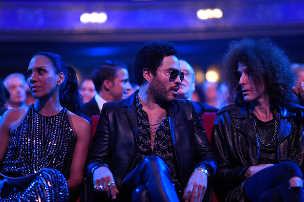 lenny kravitz and barbara becker photos photos gq men of the year awards in berlin zimbio. Black Bedroom Furniture Sets. Home Design Ideas