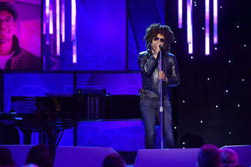 Lenny Kravitz 12th Annual CNN Heroes: An All-Star Tribute - Show