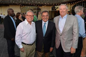 Leon Panetta Steve Green Best Buddies Challenge: Hearst Castle Kick-off Reception Hosted by Maria Shriver