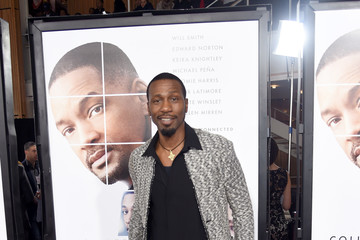 Leon Robinson 'Collateral Beauty' World Premiere - Red Carpet