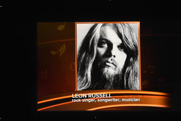 Leon Russell 59th GRAMMY Awards -  Show