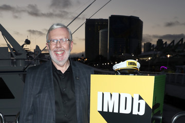 Leonard Maltin The #IMDboat Party At San Diego Comic-Con 2018, Sponsored By Atom Tickets