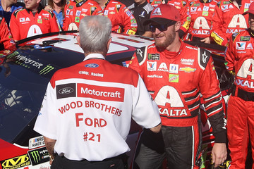Leonard Wood Monster Energy NASCAR Cup Series Championship Ford EcoBoost 400