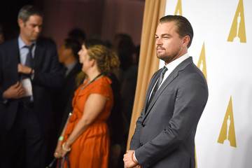 Leonardo DiCaprio 88th Annual Academy Awards Nominee Luncheon - Arrivals