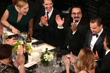 Leonardo DiCaprio Kate Winslet The 22nd Annual Screen Actors Guild Awards - Show