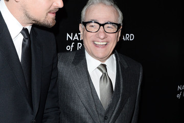Leonardo DiCaprio Martin Scorsese Stars at the National Board of Review Awards Gala