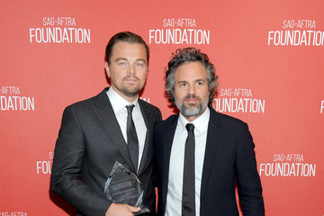 Leonardo DiCaprio Screen Actors Guild Foundation 30th Anniversary Celebration - Backstage and Audience
