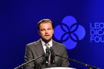 Leonardo DiCaprio The Leonardo DiCaprio Foundation 3rd Annual Saint-Tropez Gala - Dinner & Auction