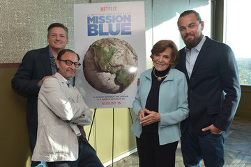 Leonardo DiCaprio 'Mission Blue' Screening in Hollywood