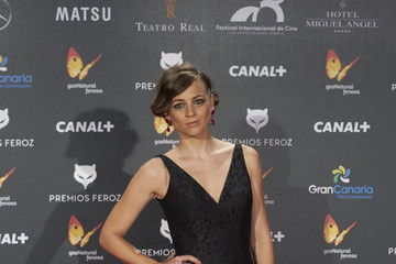 Leonor Watling Feroz Cinema Awards 2015