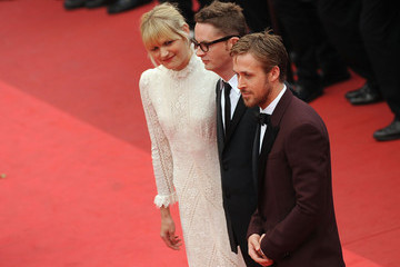"""Ryan Gosling Nicolas Winding Refn """"Les Bien-Aimes"""" Premiere And Closing Ceremony Arrivals - 64th Annual Cannes Film Festival"""