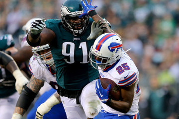 Lesean Mccoy Buffalo Bills v Philadelphia Eagles