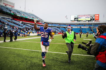 Lesean Mccoy Miami Dolphins v Buffalo Bills