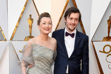 Lesley Manville 90th Annual Academy Awards - Arrivals