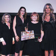 Lesley Nicol 2020 Filming Italy Awards
