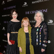 Lesley Nicol Premiere Of PBS' 'The Chaperone' - Arrivals