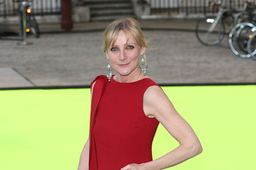Lesley Sharp Arrivals at the Royal Academy of Arts Summer Exhibit