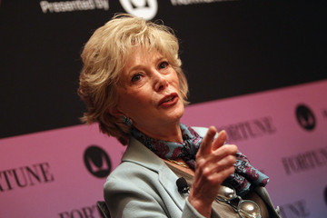 Lesley Stahl FORTUNE Most Powerful Women Summit: Day 3