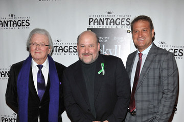 "Leslie Bricusse Jeff Calhoun Red Carpet Opening Night And Party - ""JEKYLL & HYDE"" Pre-Broadway Engagement At Pantages"