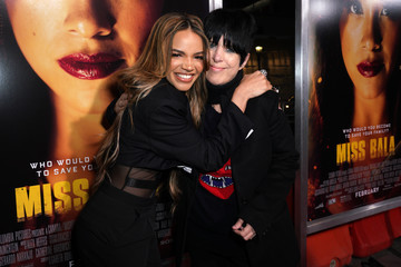 Leslie Grace Premiere Of Columbia Pictures' 'Miss Bala' - Red Carpet