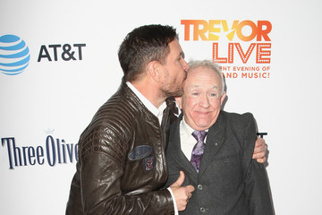Leslie Jordan The Trevor Project's 2016 TrevorLIVE LA - Red Carpet