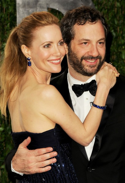 Leslie Mann - 2012 Vanity Fair Oscar Party Hosted By Graydon Carter - Arrivals