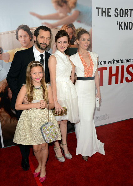 Leslie Mann - 'This is 40' Premiere