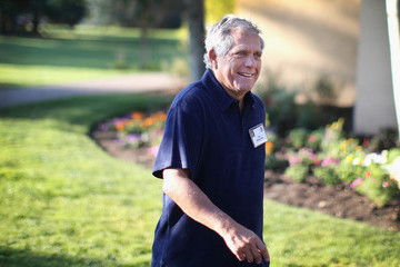 Leslie Moonves Allen and Company Annual Meeting