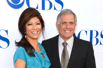 Leslie Moonves National TV Dinner Night with the Stars