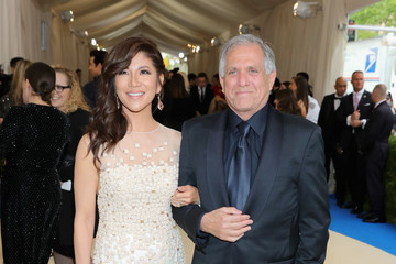 "Leslie Moonves ""Rei Kawakubo/Comme des Garcons: Art of the In-Between"" Costume Institute Gala - Arrivals"